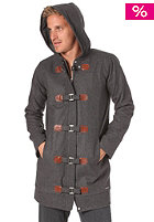 NIXON The Hotness Toggle Jacket iron heather