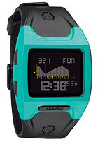 NIXON The Lodown black/teal