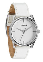 NIXON The Mellor silver/white