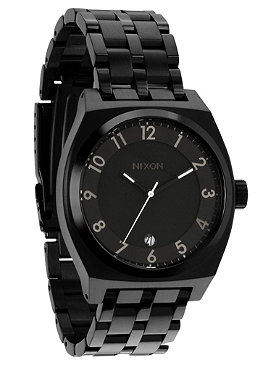 NIXON The Monopoly allblack/black