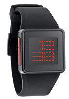 NIXON The Newton Digital black