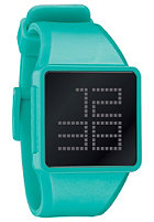 NIXON The Newton Digital black/teal