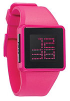 NIXON The Newton Digital pink