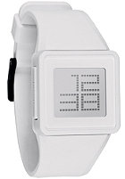 NIXON The Newton Digital white
