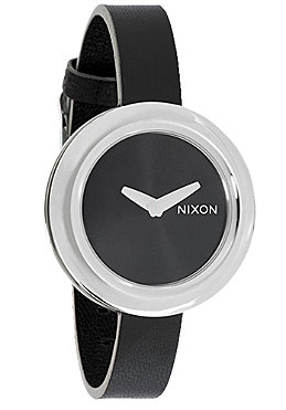 NIXON The Pirouette black/silver