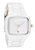 NIXON The Player all white/gold