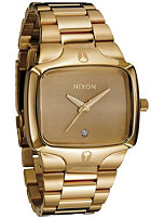 NIXON The Player gold/gold