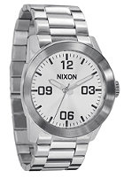 NIXON The Private SS white