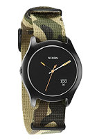 NIXON The Quad woodland camo