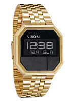 NIXON The Re-Run all gold