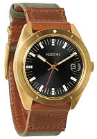 NIXON The Rover II surplus/gold