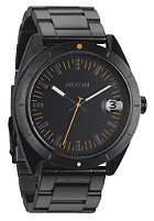 NIXON The Rover SS II allblack/orange