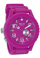 NIXON The Rubber 51-30 shocking pink