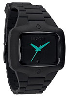 NIXON The Rubber Player black/teal