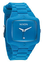 NIXON The Rubber Player blue x