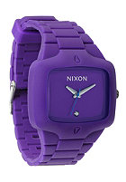 NIXON The Rubber Player purple