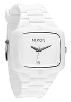 NIXON The Rubber Player white