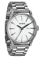 NIXON The Sentry SS white
