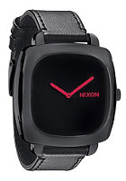 NIXON The Shutter SS all black/pink
