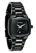 NIXON The Small Player all black