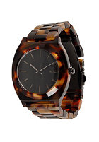 NIXON The Time Teller Acetate tortoise