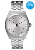 NIXON The Time Teller all silver