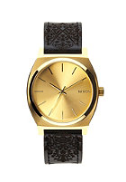 NIXON The Time Teller gold / ornate