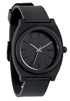 NIXON The Time Teller P matte black