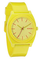 NIXON The Time Teller P yellow