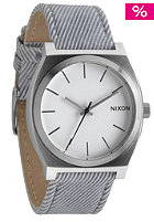 NIXON The Time Teller pinstripe