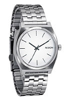 NIXON The Time Teller white