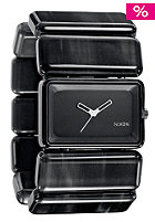 NIXON The Vega black/white marble