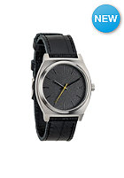 NIXON Time Teller black tape