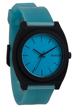 NIXON Time Teller glo blue