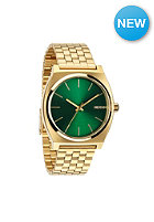 NIXON Time Teller gold / green sunray
