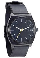 NIXON Time Teller P black