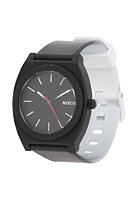 NIXON Time Teller P black/whitefade