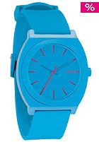 NIXON Time Teller P bright blue