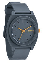 NIXON Time Teller P matte steel gray