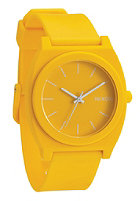 NIXON Time Teller matte yellow