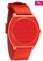 NIXON Time Teller P red