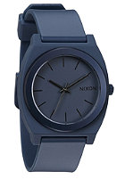 NIXON Time Teller P steel blue ano
