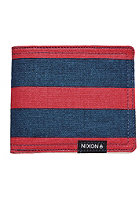 NIXON Tree Hugger Bi-Fold Wallet faded navy