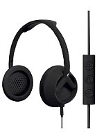 NIXON Trooper 3 Button Headphones 2011 matte black