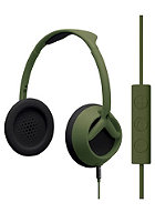 NIXON Trooper 3 Button Headphones 2011 matte surplus