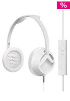 NIXON Trooper 3 Button Headphones 2011 matte white