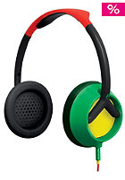 NIXON Trooper Headphones rasta