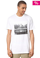NIXON Trouble S/S T-Shirt white