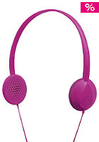 NIXON Whip Headphones rhodo