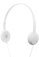 NIXON Whip Headphones white